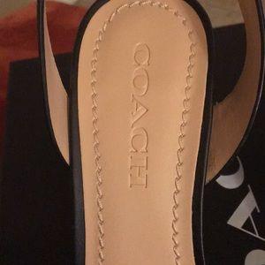 Coach Shoes - Beautiful Coach shoes 👠